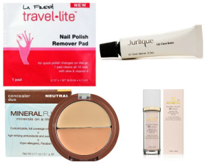 Travel Beauty Recommendations