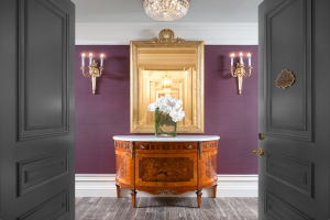 NEW YORK – St. Regis New York Milano Suite